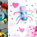 15 Bee-utiful Bug And Insect Crafts That Will Have Kids Buzzing With Joy