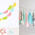 Easy DIY Paper Garland Ideas For Any Occasion