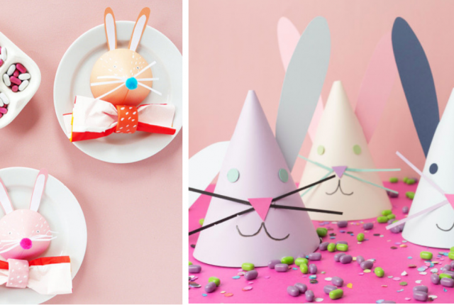 Adorable Paper Bunny Craft Ideas For Kids To Celebrate Spring