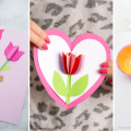 18 Handmade Mother's Day Cards That Kids Can Make (And Moms Will Love!)
