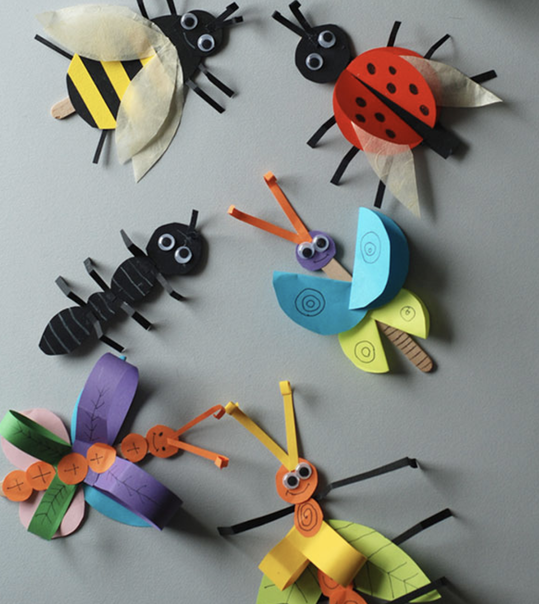 Paper Bugs