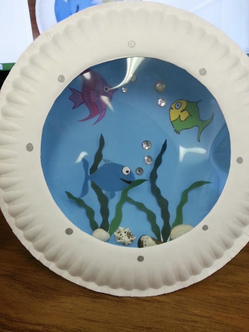 Fish Porthole