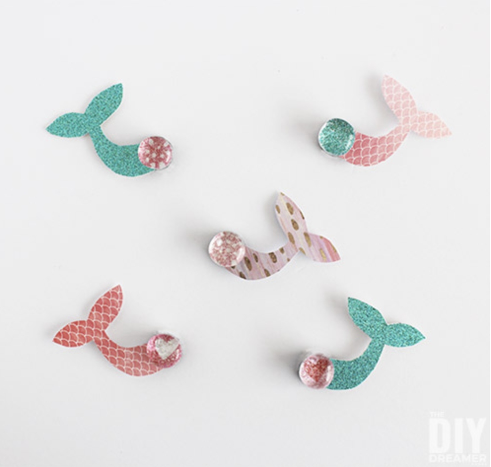 mermaid magnets