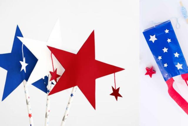 15 Easy DIY Patriotic Crafts For Kids To Make And Enjoy