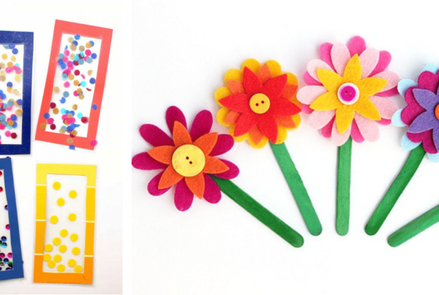 Easy Handmade Bookmark Ideas For Kids To Make