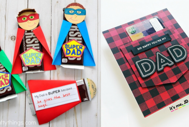 15 DIY Father's Day Cards That Kids Can Make (And Dads Will Love!)