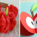 18 Apple-solutely Sweet Apple Crafts For Kids To Make